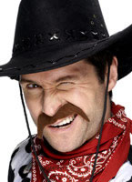 Cowboy Tash Brown