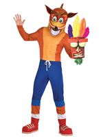 Adult Crash Bandicoot Costume