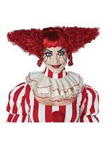Creepy Clown Wig [70933]