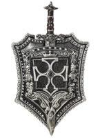 Crusader Sword and Shield [60318]