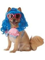 Dog Cupcake Girl Costume