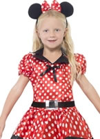 Cute Mouse Childrens Costume [26858]