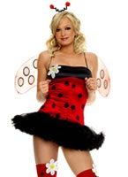 Adult Daisy Bug Costume [83219]