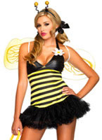 Adult Daisy Bumble Bee Costume [83343]