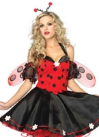 Adult Daisy Lady Bug Costume [83787]