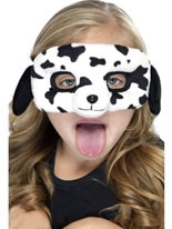Childrens Dalmatian Eye mask [39951]