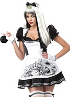 Dark Alice Costume [01134]
