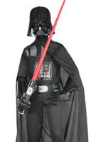 Child Star Wars Darth Vader Costume with Lightsaber [41020]