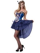 Davina Delite Burlesque Costume