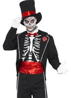 Day of the Dead Costume [21565]