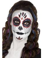 Day of the Dead Make Up Kit [44226]