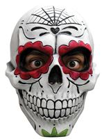 Day of the Dead Overhead Mask [1748B]