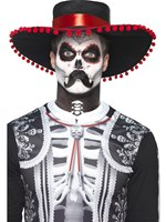 Day of the Dead Senor Bones Make Up Kit
