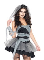 Dead & Buried Bride Costume [83956]