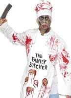 Deadly Chef Costume