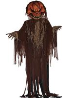 Deluxe 12ft Scary Pumpkin Prop [68688]