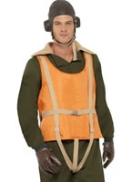 Adult Deluxe 40's Aviator Costume
