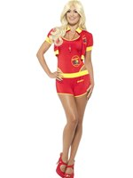 Deluxe Baywatch Lifeguard Costume [42962]