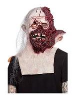 Deluxe Burnt Face Overhead & Neck Mask [68005]
