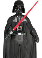 Deluxe Childrens Darth Vader Costume