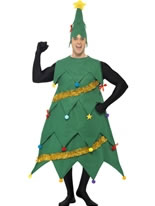 Adult Deluxe Christmas Tree Costume [33301]