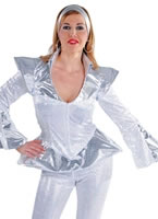 Adult Deluxe Disco Queen Costume [212120]