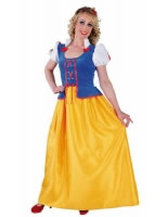 Adult Princess White Costume
