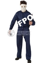 Deluxe Halloween Michael Myers Costume [887244]