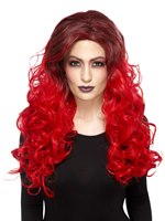 Deluxe Heat Resistant Devil Glamour Wig [45045]