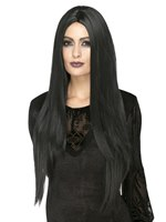 Deluxe Heat Resistant Witch Wig [45048]