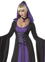 Deluxe Hooded Robe Costume [01146]