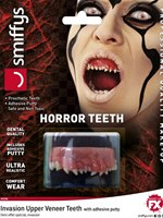Deluxe Individual Invasion Horror Teeth