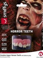 Deluxe Individual Zombie Horror Teeth