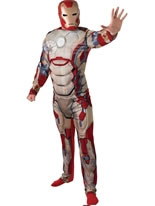Deluxe Iron Man 3 Costume
