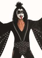 Deluxe Kiss Gene Simmons Costume