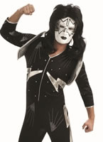Deluxe Kiss The Spaceman Costume