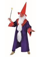 Adult Deluxe Magician Costume