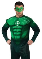Deluxe Muscle Light Up Hal Gordon Costume