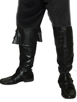 Deluxe Pirate Boot Covers [26736]