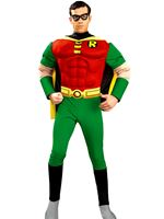 Adult Deluxe Robin Muscle Chest Costume [888078]