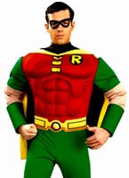 Deluxe Robin Muscle Chest Costume