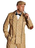 Deluxe Sherlock Holmes Costume [211202]