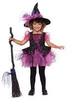 Child Darling Witch Costume [00156]