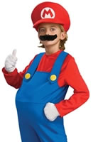 Child Deluxe Super Mario Costume [883655]