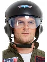 Deluxe Top Gun Helmet [42961]