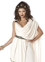 Adult Deluxe Ladies Toga Costume [01151]