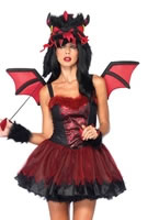 Adult Demon Dragon Costume [85138]