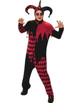 Deranged Jester Costume [995994]