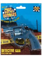 Detective Gun Blue