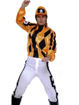 Adult Dettori Jockey #2 Costume [3145A]